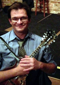 Scotty Cozen Mandolin teacher